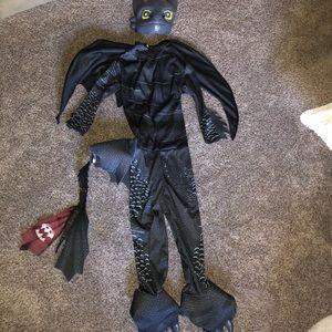 Toothless/HowToTrainYourDragon costume